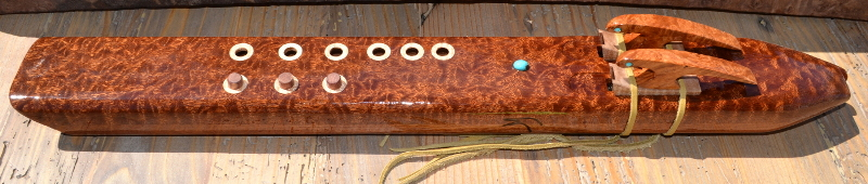 Waterfall Sapele Harmony Drone by Laughing Crow